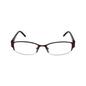 Petites Oleander Red Glasses - Front View