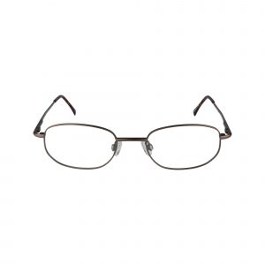 Albany LT24199319 Brown Glasses - Front View