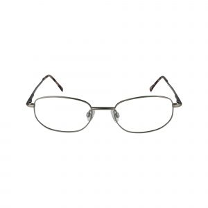 Albany LT24199319 Silver Glasses - Front View