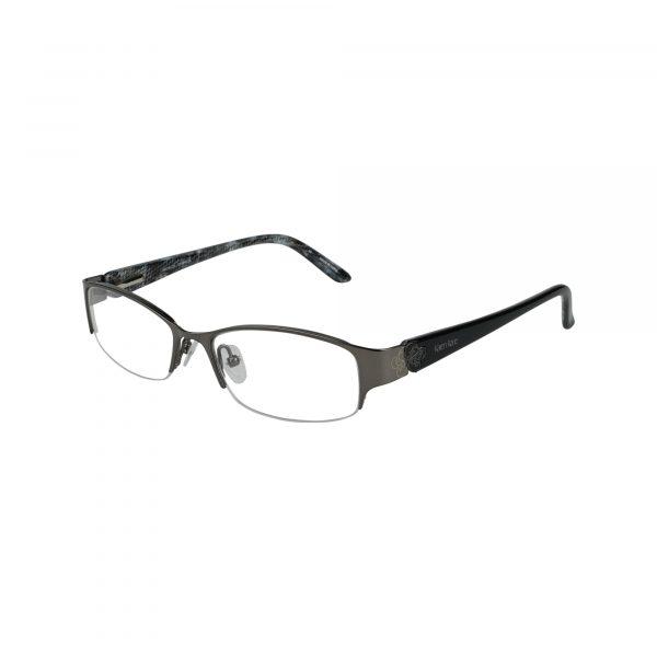 Petites Oleander Gunmetal Glasses - Side View