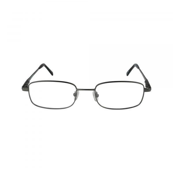 Kurt Gunmetal Glasses - Front View