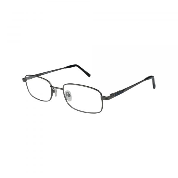 Kurt Gunmetal Glasses - Side View