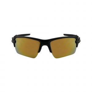 Flak 918886 Black Glasses - Front View