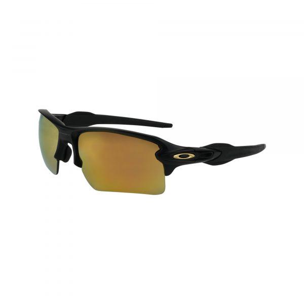 Flak 918886 Black Glasses - Side View