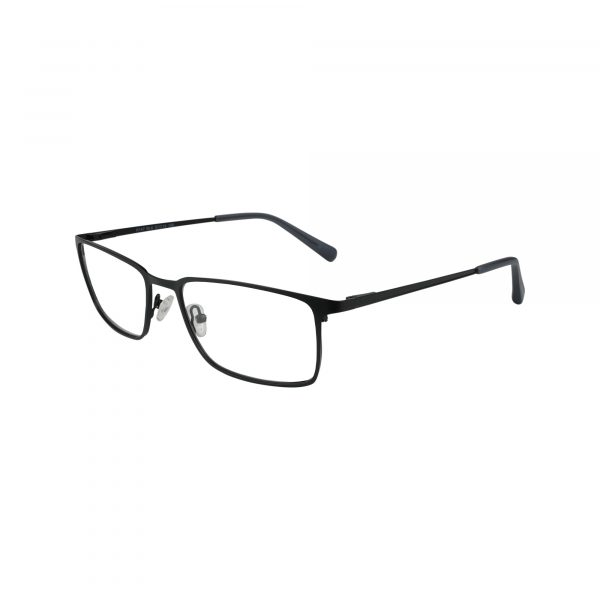 H147 Black Glasses - Side View