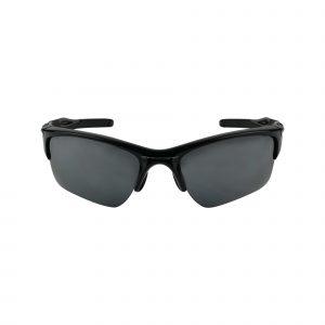 Half Jacket 915449 Black Glasses - Front View