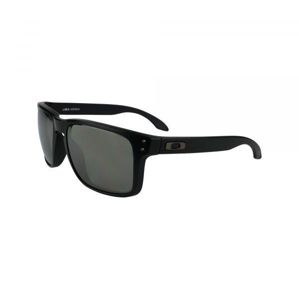 Holbrook 9141705 Black  Glasses - Side View