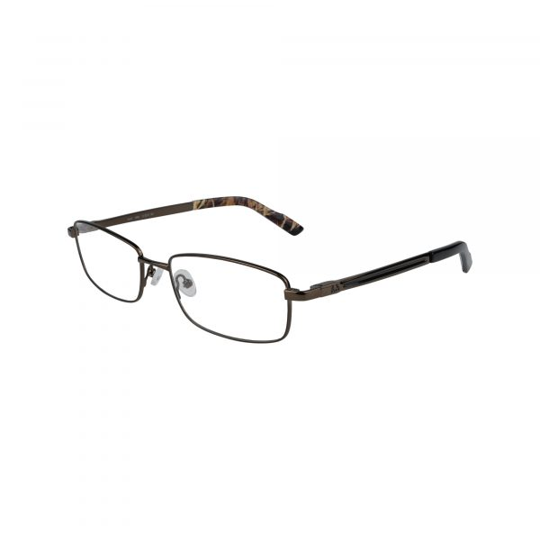 R443 Brown Glasses - Side View