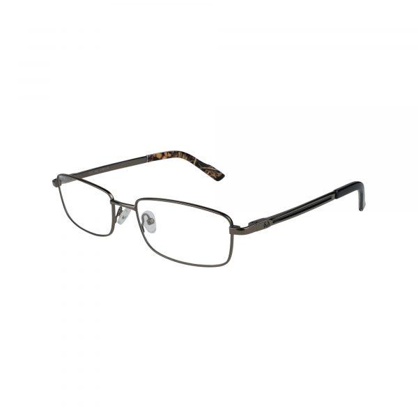 R443 Gunmetal Glasses - Side View