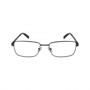 R716 Gunmetal Glasses - Front View