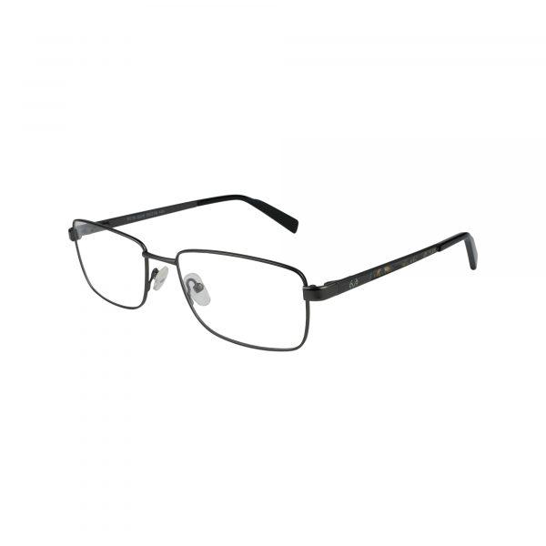 R716 Gunmetal Glasses - Side View