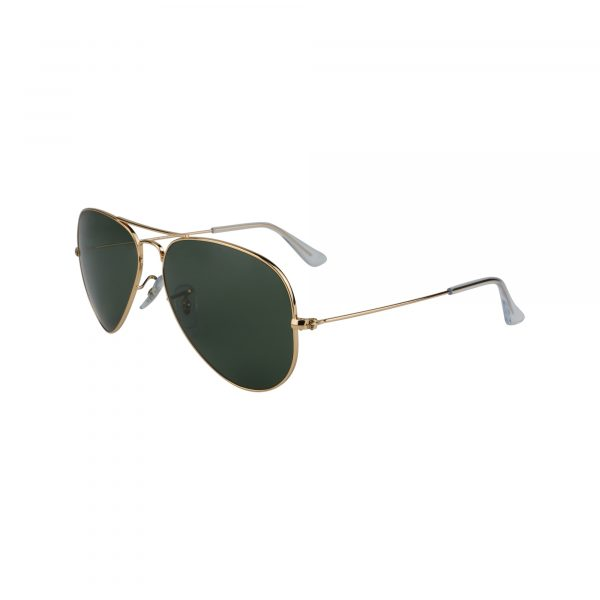 3025 Gold Glasses - Side View