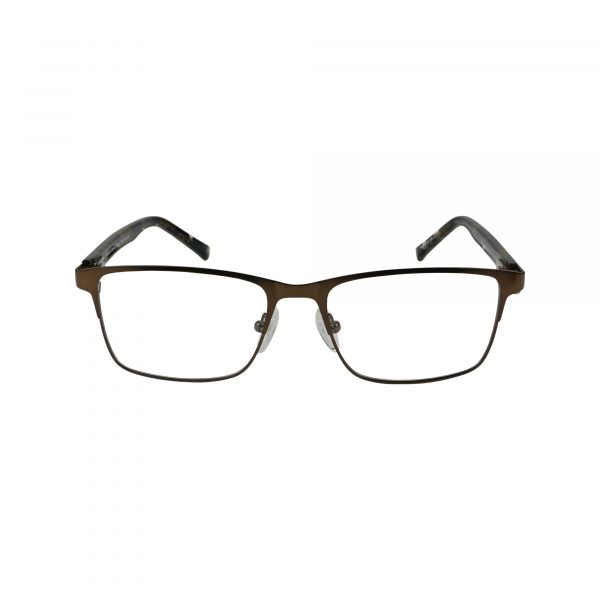 Shelton Brown Glasses - Front View