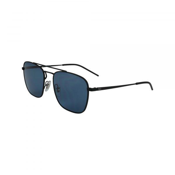 3588 Black Glasses - Side View