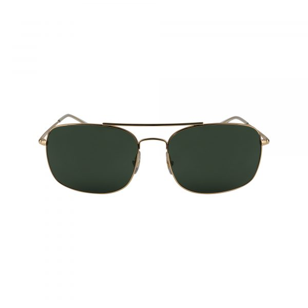 3611 Gold Glasses - Front View