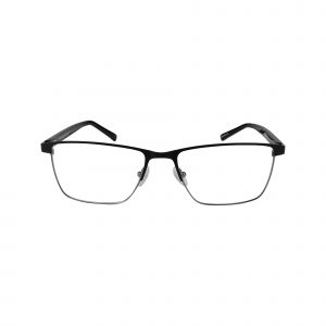 Gary Black Glasses - Front View