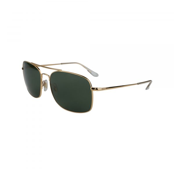 3611 Gold Glasses - Side View