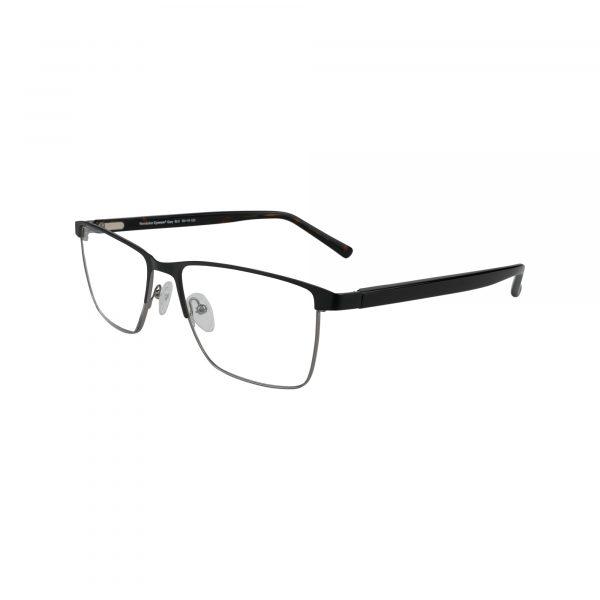 Gary Black Glasses - Side View