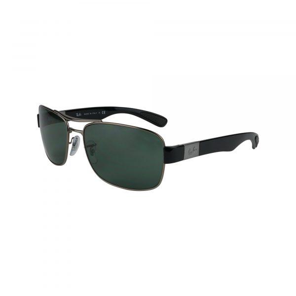 3522 Gunmetal Glasses - Side View