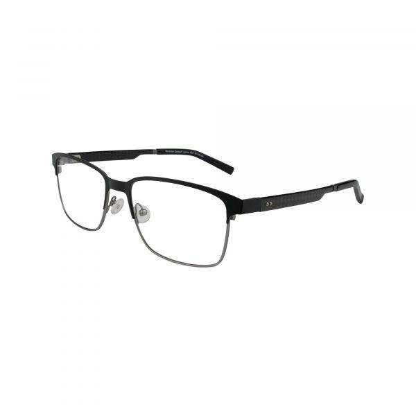 Lennox Black Glasses - Side View