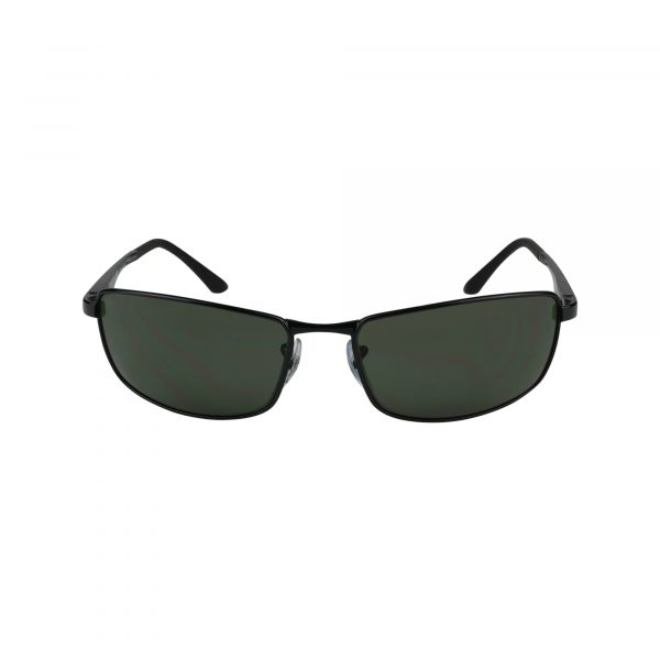 3498 Black Glasses - Front View