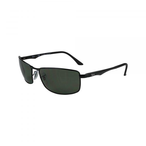 3498 Black Glasses - Side View