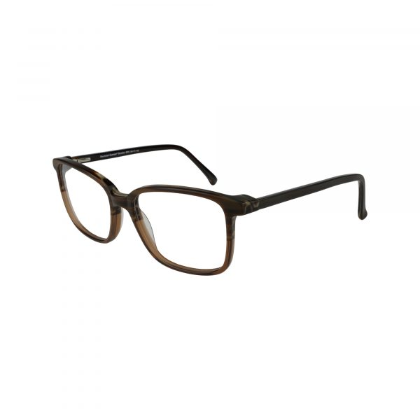 Brockton Brown Glasses - Side View