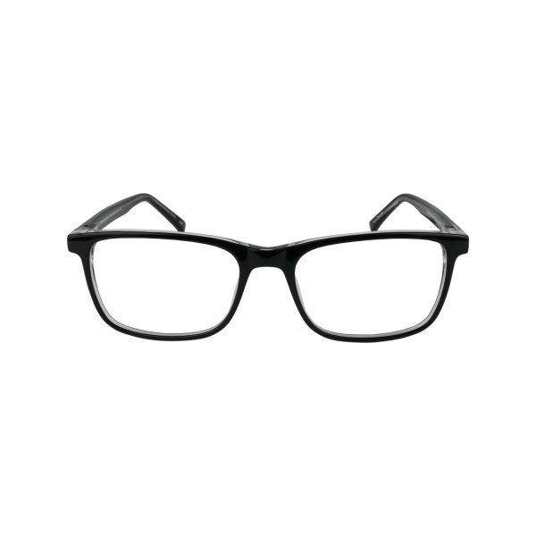 Mankato Black Glasses - Front View