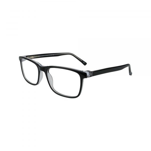 Mankato Black Glasses - Side View