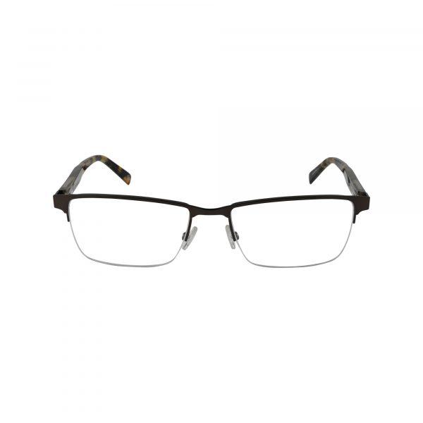 Antonio Black Glasses - Front View