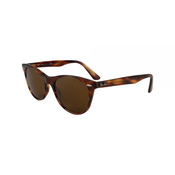 2185 Brown Glasses - Side View