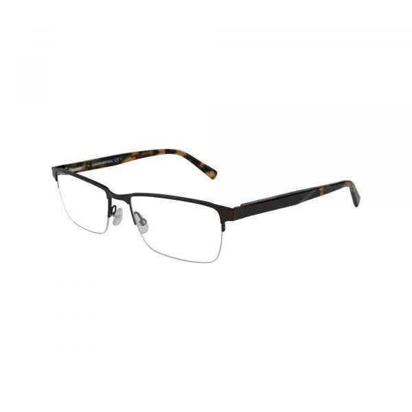 Antonio Black Glasses - Side View
