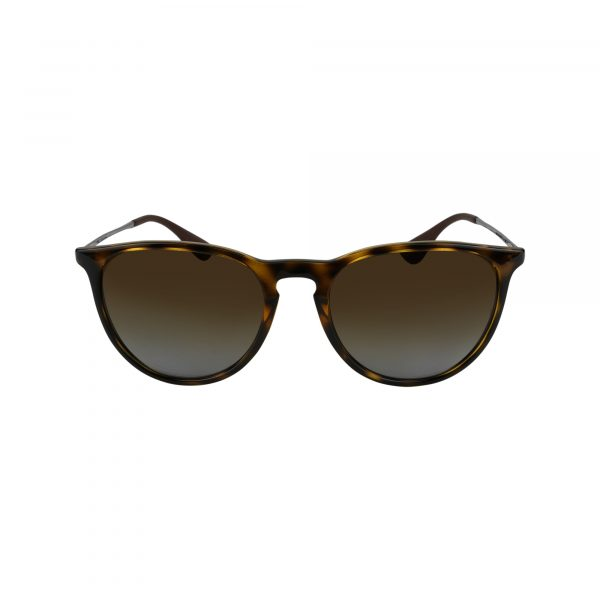 4171 Brown Glasses - Front View
