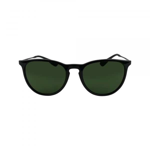 4171 Black Glasses - Front View