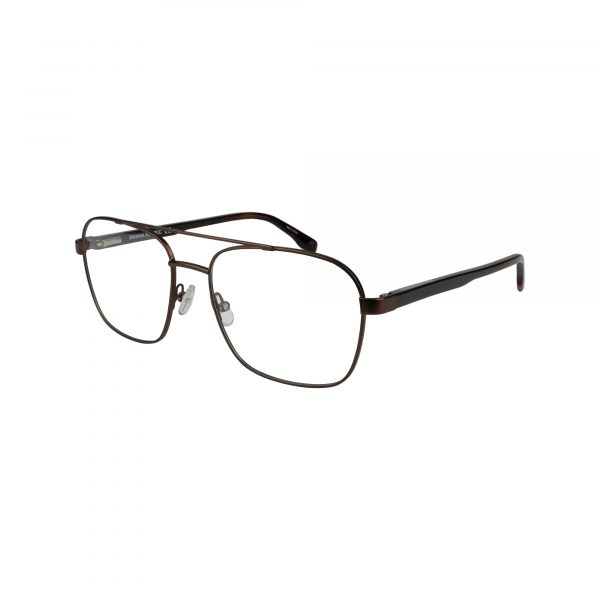 Dax Brown Glasses - Side View
