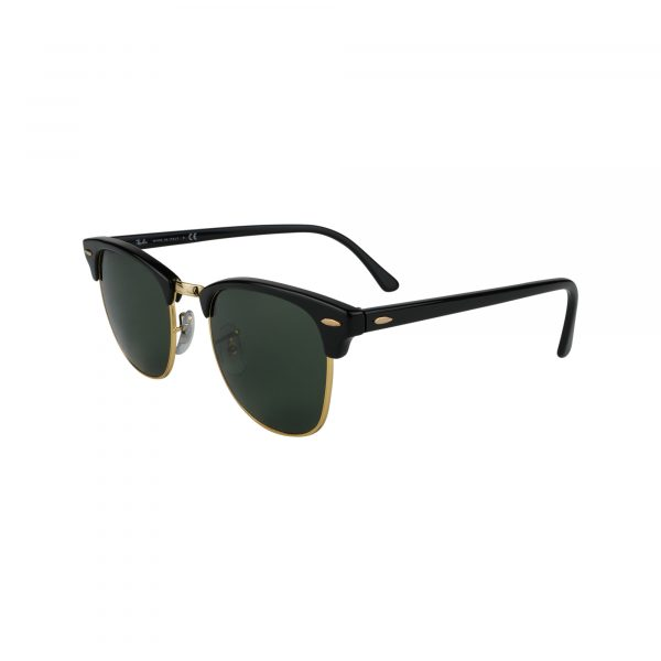 3016 Black Glasses - Side View