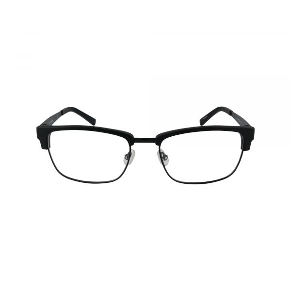 247 Black Glasses - Front View