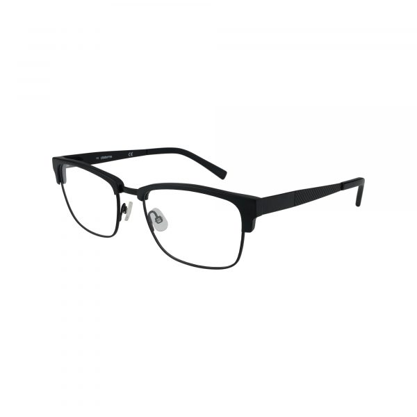 247 Black Glasses - Side View