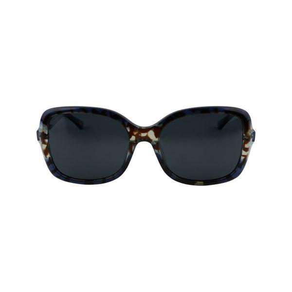 Cozumel Blue Glasses - Front View