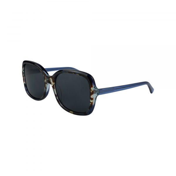 Cozumel Blue Glasses - Side View