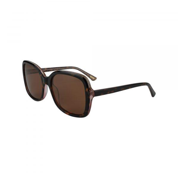 Cozumel Tortoise Glasses - Side View