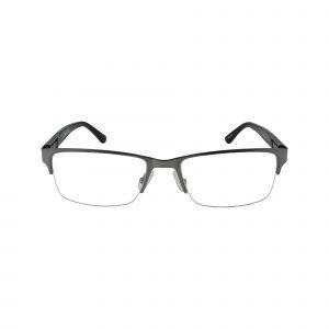 226 Gunmetal Glasses - Front View