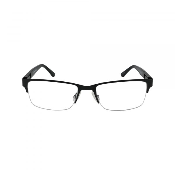 226 Black Glasses - Front View