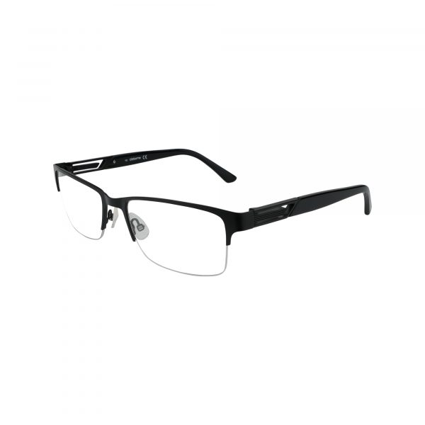 226 Black Glasses - Side View