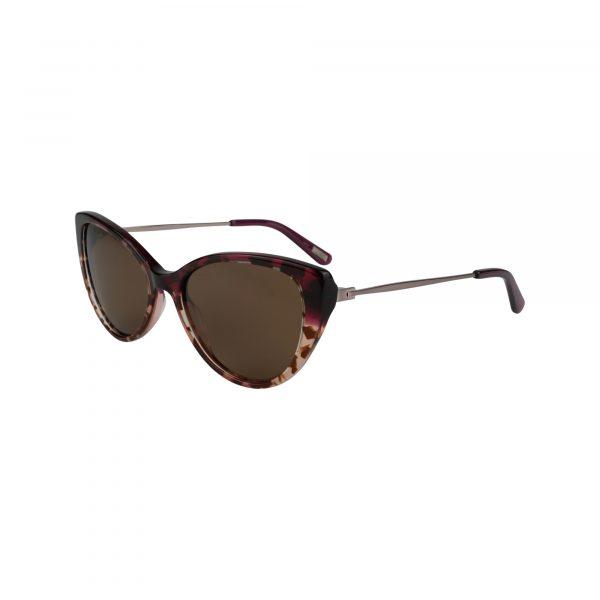Bora Bora Red Glasses - Side View