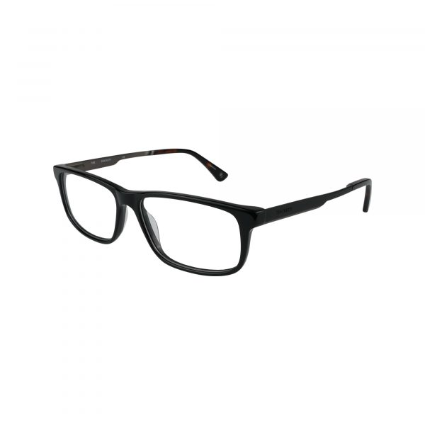 HEK 1192 Black Glasses - Side View