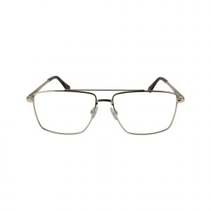 HEK 1206 Gold Glasses - Front View