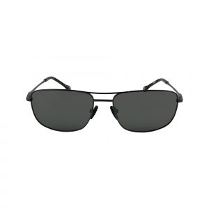 Cu6038 Gunmetal Glasses - Front View