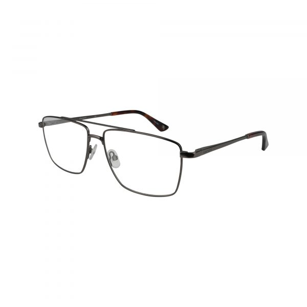 HEK 1206 Gunmetal Glasses - Side View