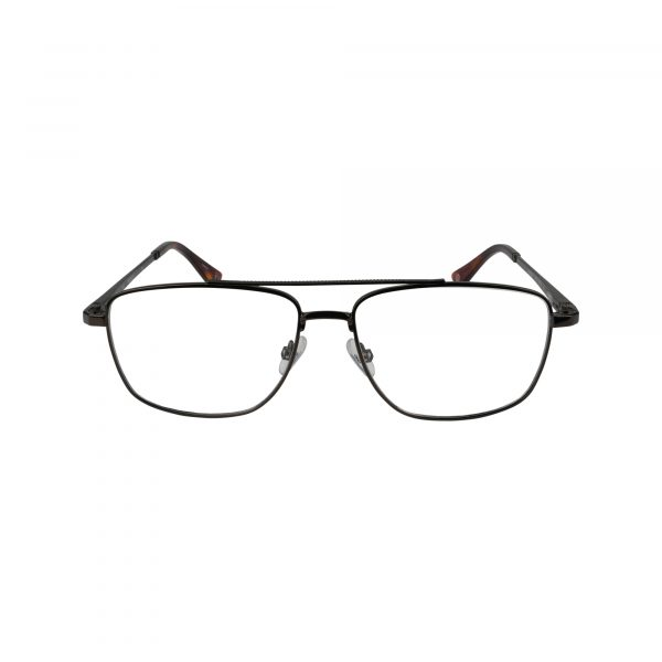 HEK 1167 Brown Glasses - Front View
